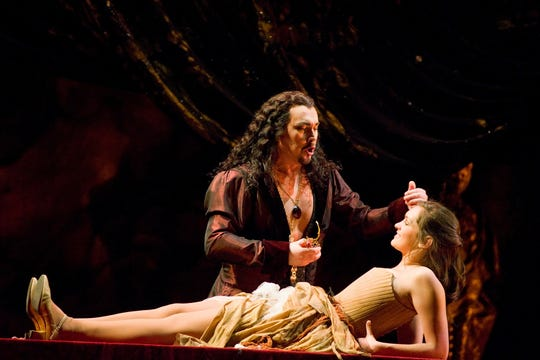 """Don Giovanni"" is Mozart's take on the Don Juan legend."