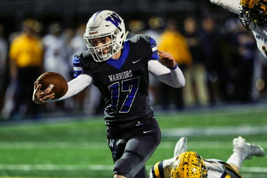 Michigan high school football: W.L. Western locks up conference, state playoff berth