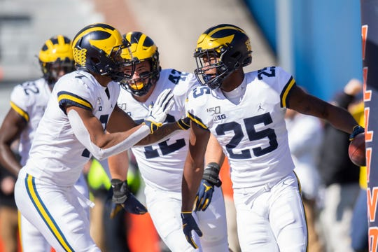Michigan football a part of ESPN's 'College GameDay' coverage at Penn State next week