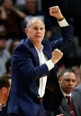 Former Michigan coach John Beilein takes over the Cavaliers.