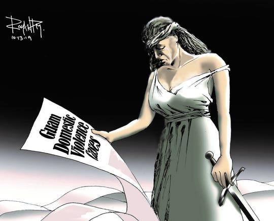 Domestic violence 10/13/19