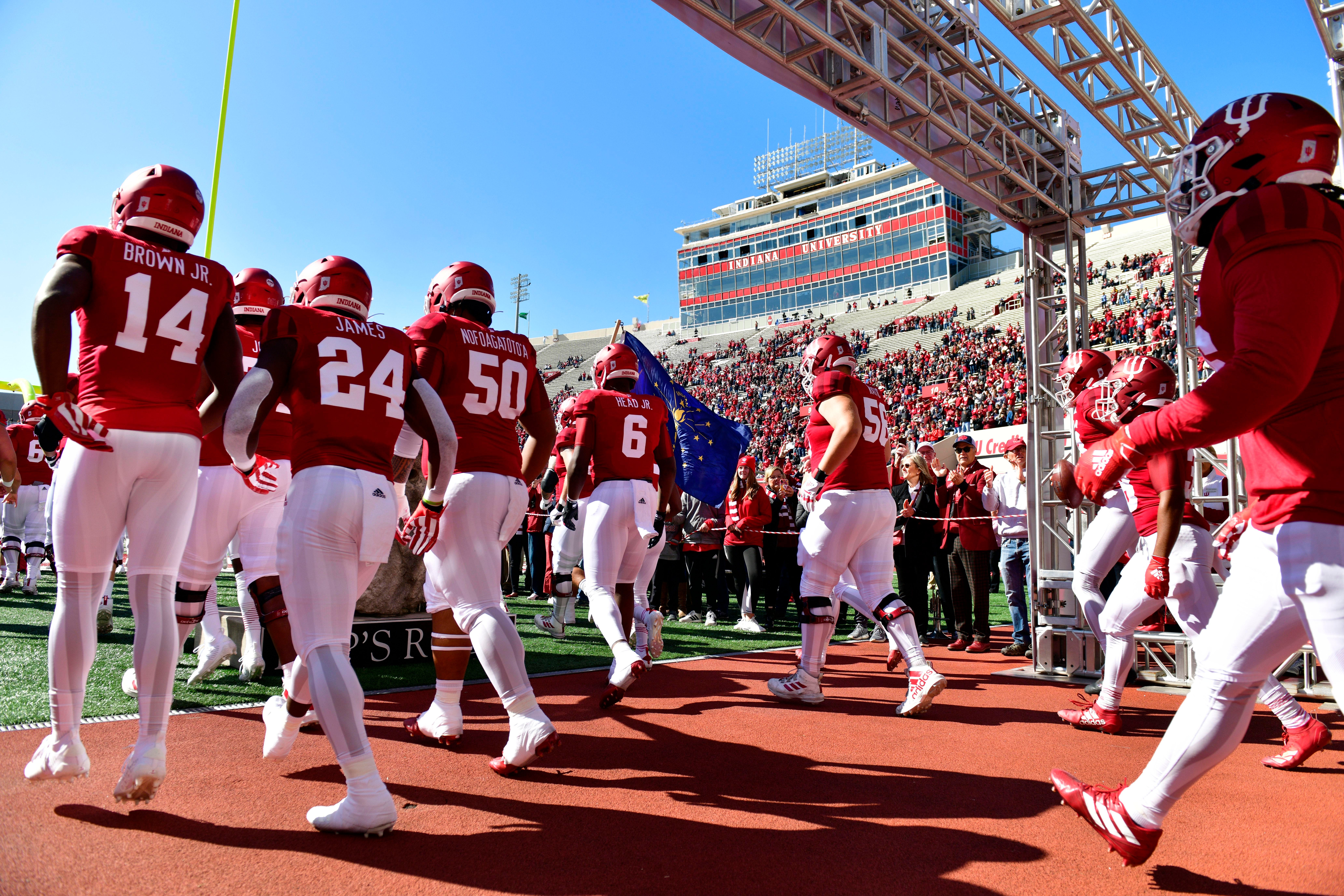 Mom s viral Facebook post about Indiana football player s COVID-19 issues serves as warning