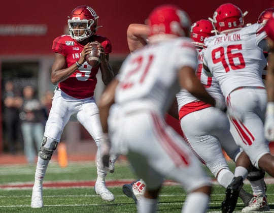 Indiana Football Demolishes Rutgers Remains On Track For