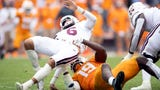 Darrell Taylor says defense played fast vs Mississippi State