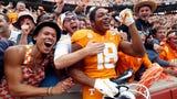 Tennessee beat Mississippi State 20-10 on Saturday at Neyland Stadium.