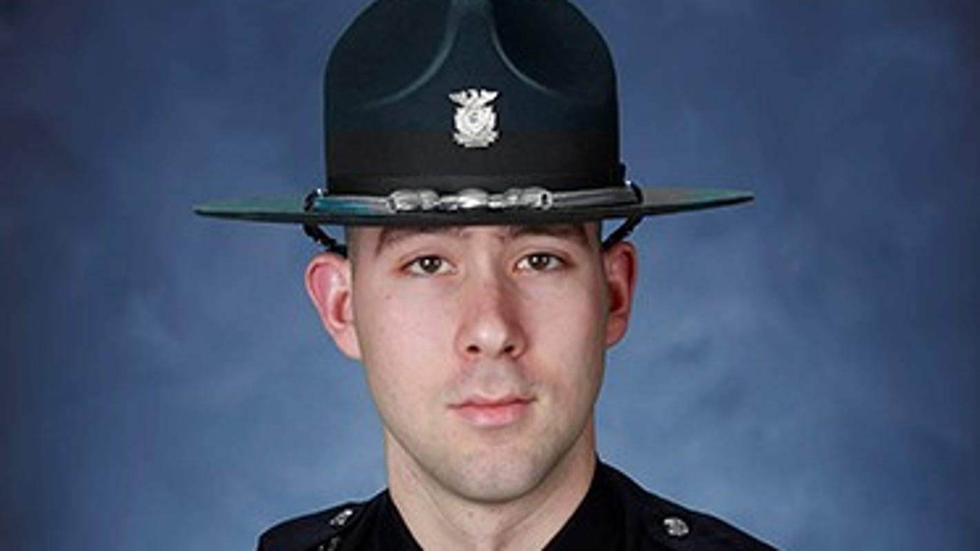 Lafayette-area police will be there in force for state trooper Peter Stephan's funeral