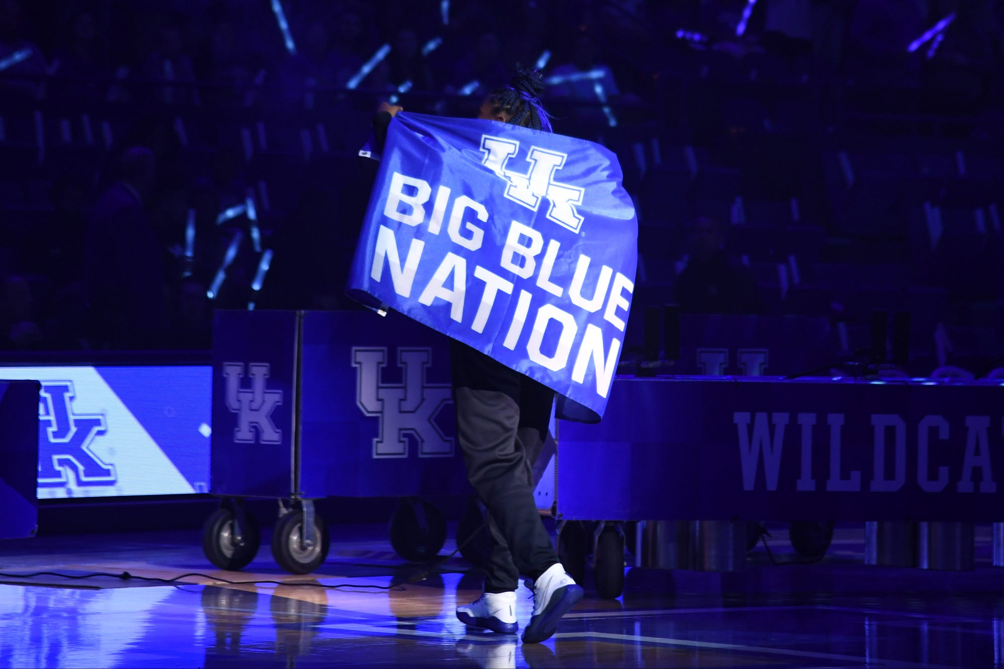 Kentucky's Big Blue Madness 2019 rocks Rupp Arena