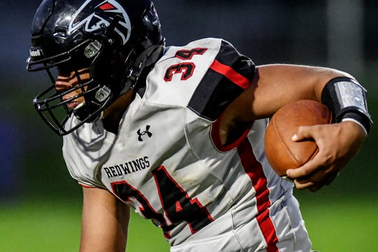 High School Football: See The Lansing Area's Stat Leaders