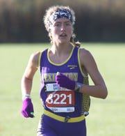 Lexington's Halle Hamilton was the OCC individual champion as she led Lady Lex to their 11th consecutive OCC title.