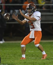 Galion's Wilson Frankhouse will look to lead the Tigers to a win over Ontario on Friday night.