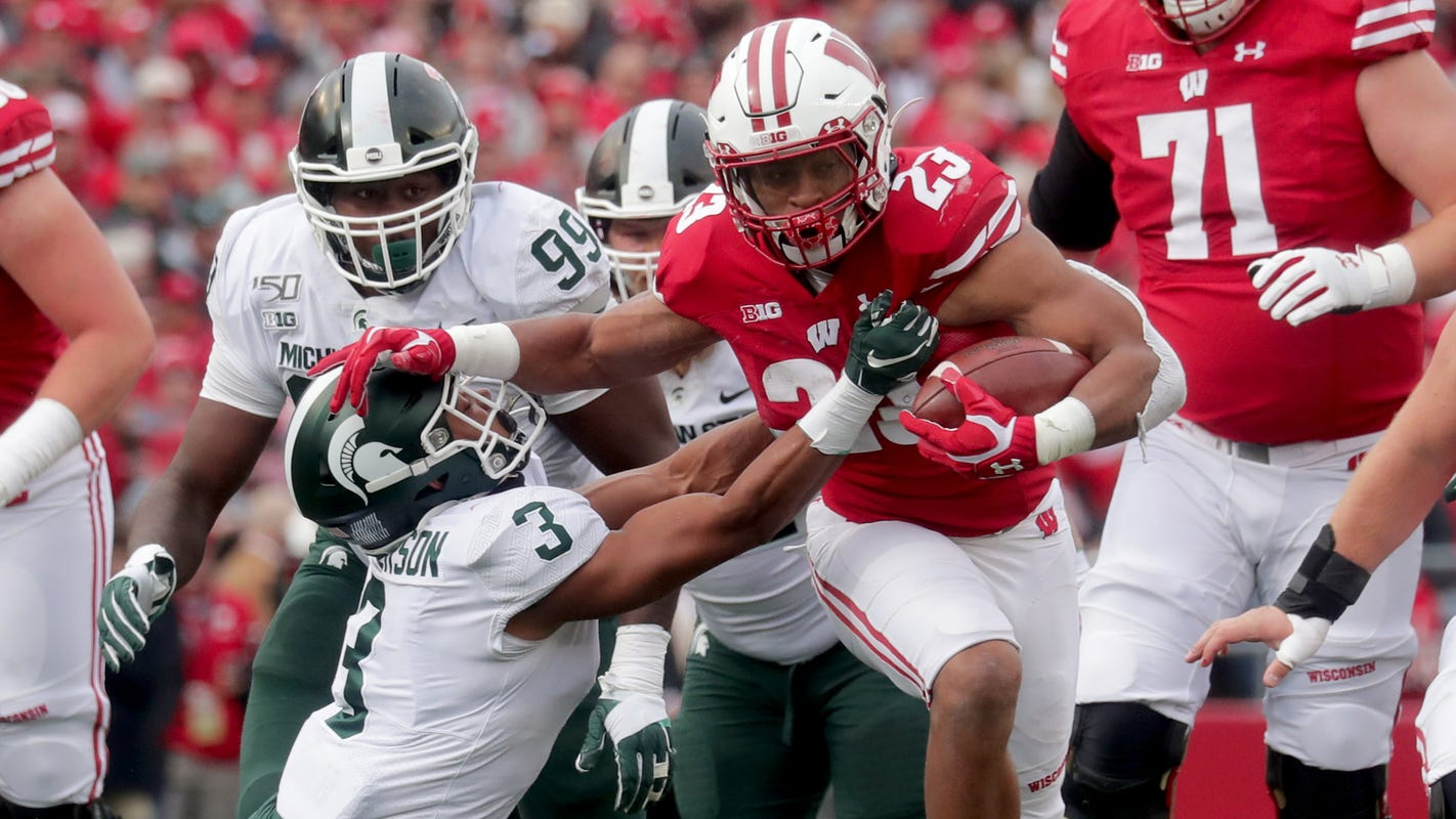 Wisconsin Badgers football wants possession of Upper Peninsula for dominating Michigan