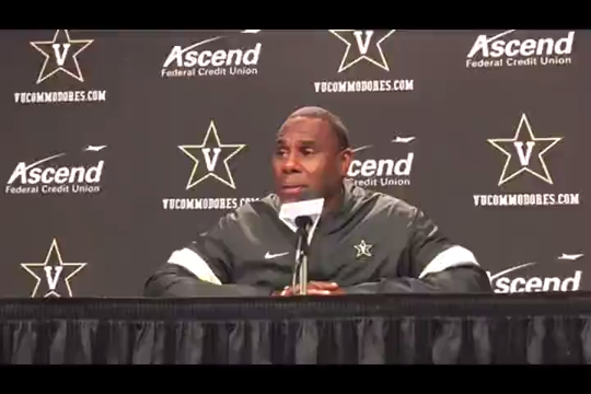 Vanderbilt lost 34-10 to UNLV in the worst defeat of Derek Mason's tenure. Here is what he said about his job status.
