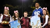 Volunteer coach born with Down syndrome, was given two Super Bowl tickets by a NY Giants linebacker  Kareem Martin at Park Ridge-Emerson game.