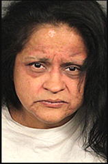 Raquel Romero was arrested Friday, Oct. 11, 2019, after narcotics and ammunition were seized by gang task force officers serving a search warrant on a residence in Indio.