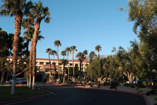 DoubleTree by Hilton Golf Resort in Cathedral City, Calif., charges a $30 resort fee.