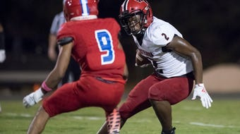 Pine Forest defeated West Florida on homecoming night.