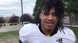 The Umass commit finished with 189 yards on 34 carries with a touchdown.