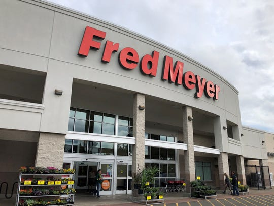 The Fred Meyer at 3450 Commercial St. SE in Salem is photographed on Sunday, Sept. 29, 2019. The grocery workers union on Friday announced it ratified a new three-year contract covering Oregon and Southwest Washington.