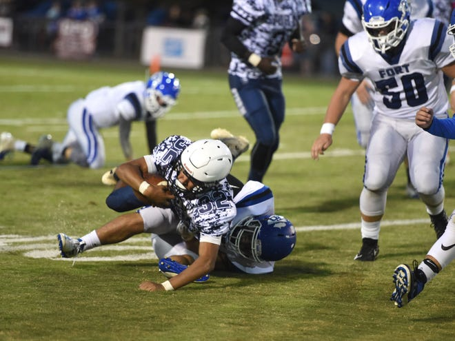 Staunton and Fort Defiance, which met last week, both have big challenges this Friday night.