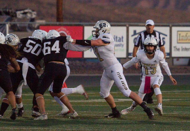 Desert Hills' strength in 2020 will be its offensive line, which returns four starters.