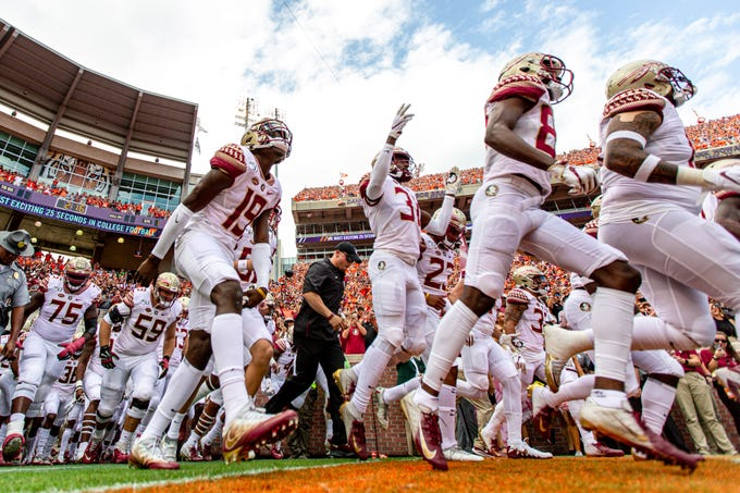 FSU visits Clemson Memorial Stadium to take on the Clemson Tigers on Saturday, October 12th.