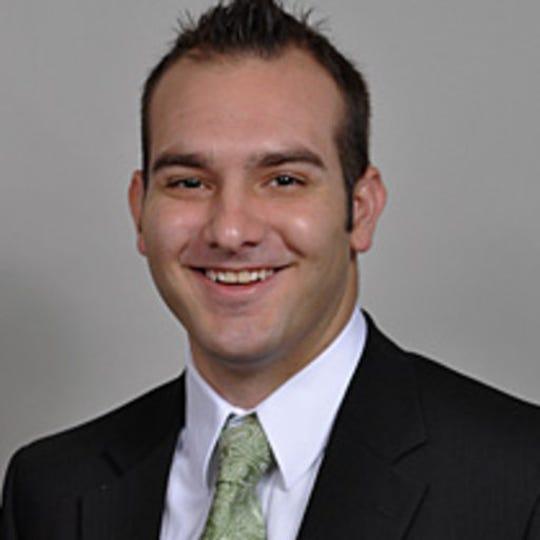 Mathew Hauer, assistant professor of  sociology, Florida State University