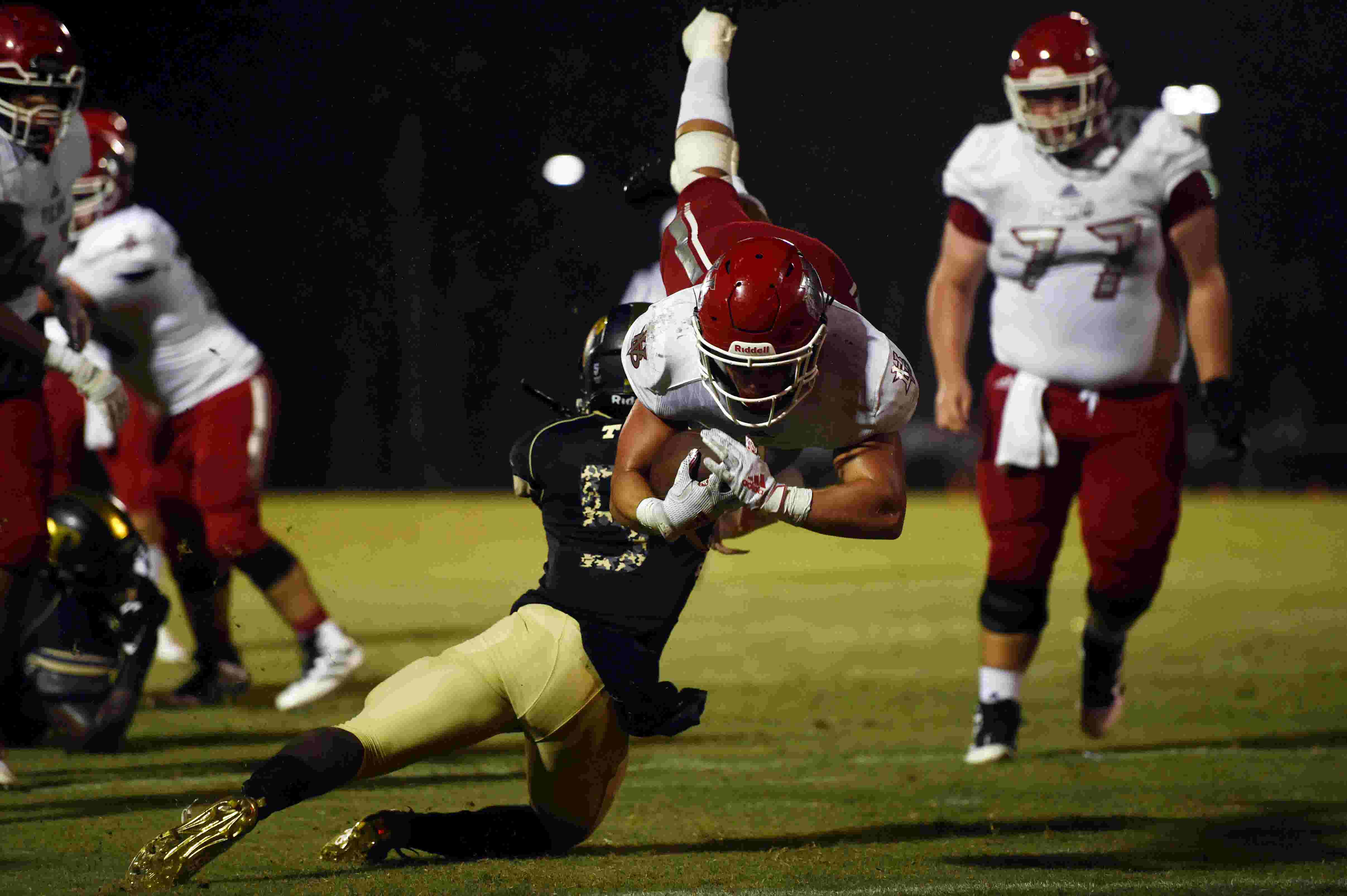 Highlights From Vero Beach S Overtime Win Against Treasure Coast