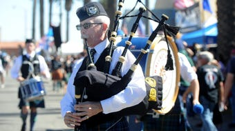 No matter one's interests, the Seaside Highland Games at the Ventura County Fairgrounds celebrated a binding force: the clan.