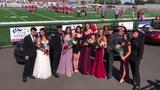 The winner of Miss Monogram crown is determined by a Vineland High School senior class vote.