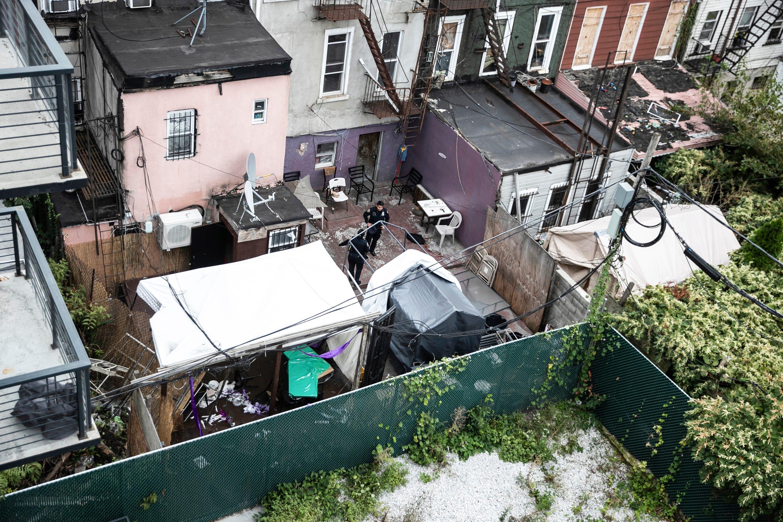 Brooklyn Shooting 4 Dead 3 Injured At Gambling Site In Crown Heights