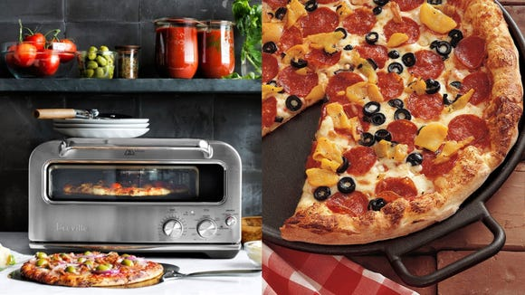Best kitchen gifts 2019: Lodge Cast Iron Pizza Pan