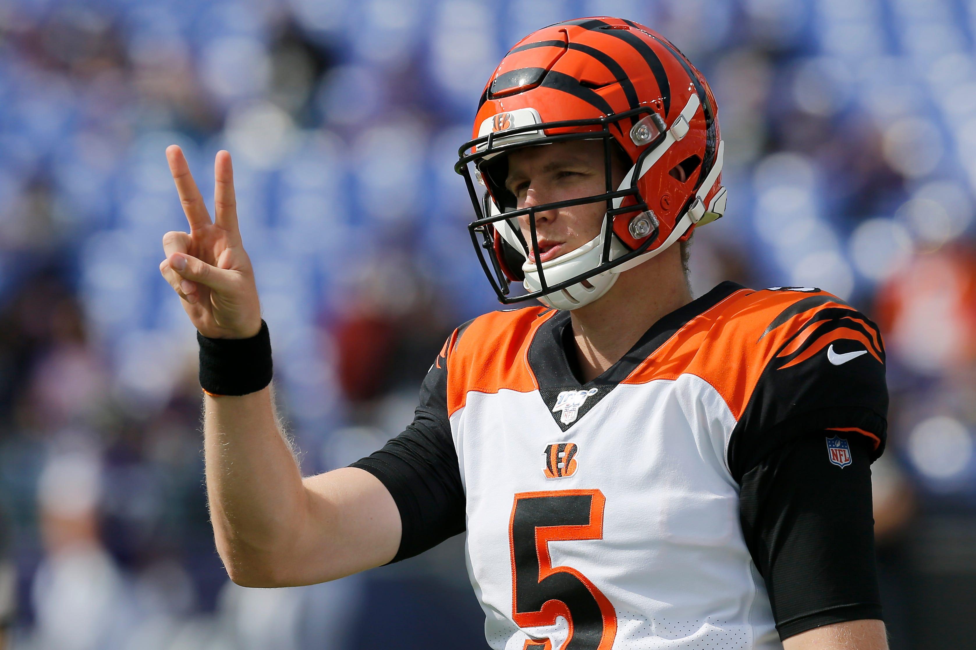 Cincinnati Bengals: NFL tanking a must to rebuild   Column