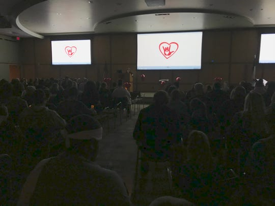 The annual Walk to Remeber, which took place Sunday at MercyOne Des Moines Medical Center, honors the babies lost during pregnancy, birth or soon after.