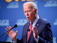 Joe Biden, in Iowa, says his family won't work for foreign companies if he's president