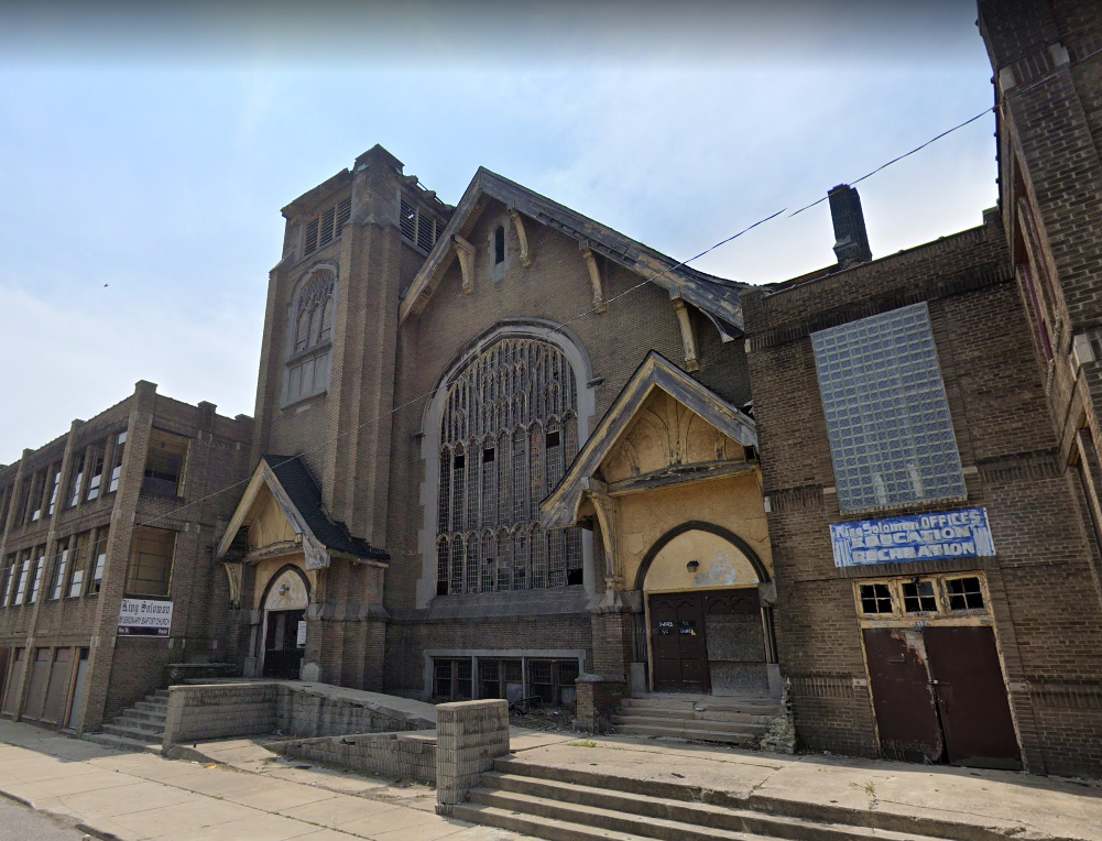 Grant to help Detroit church with rich civil rights history