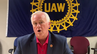 UAW Vice President Terry Dittes released a message to UAW members on Solidarity Sunday.