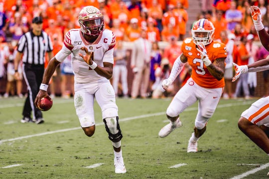With the win, Clemson cut their deficit in the all-time series record to 20-13.
