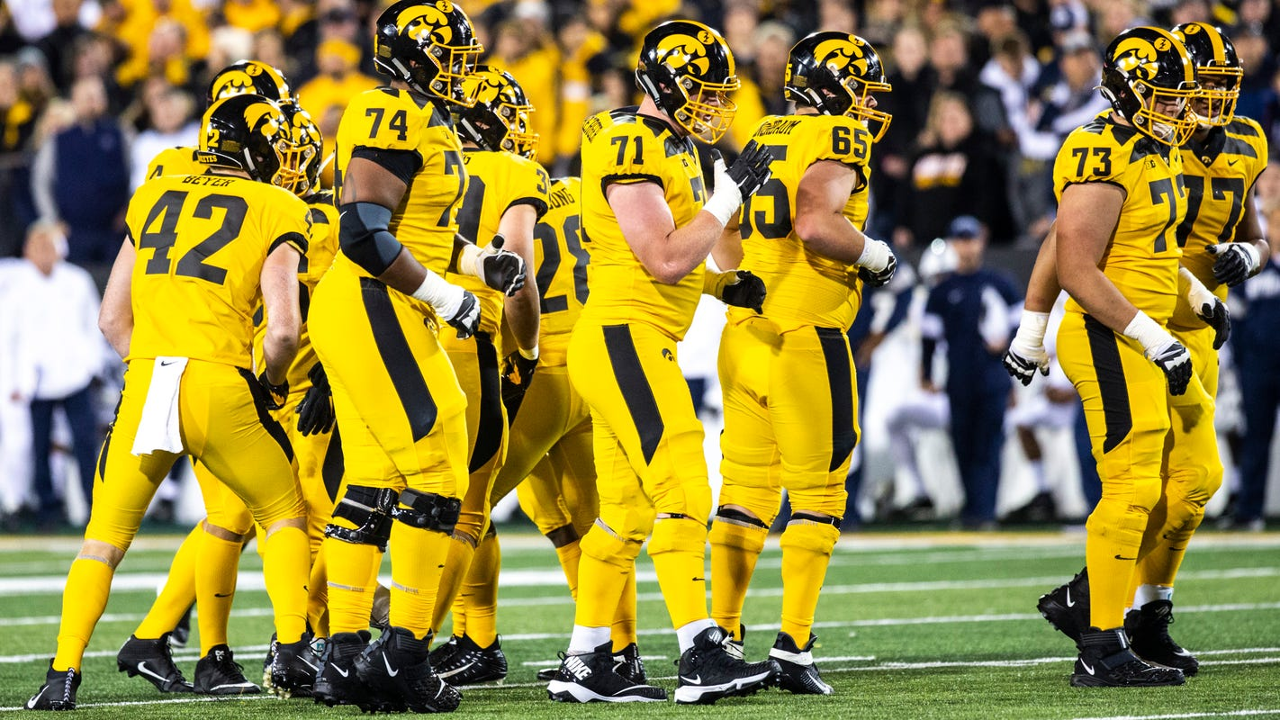 Against a porous Purdue defense, Hawkeyes' much-maligned attack must come alive