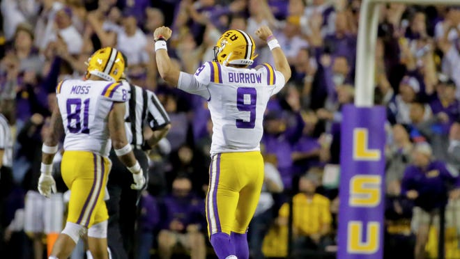 Why Does The Lsu Football Team Wear White Jerseys At Home