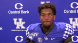 Kentucky needed Lynn Bowden to step up and he delivered at quarterback against Arkansas.