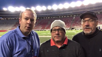 LSJ columnist Graham Couch, Freep beat writer Chris Solari and Freep columnist Jeff Seidel break down the Spartans' hard loss.