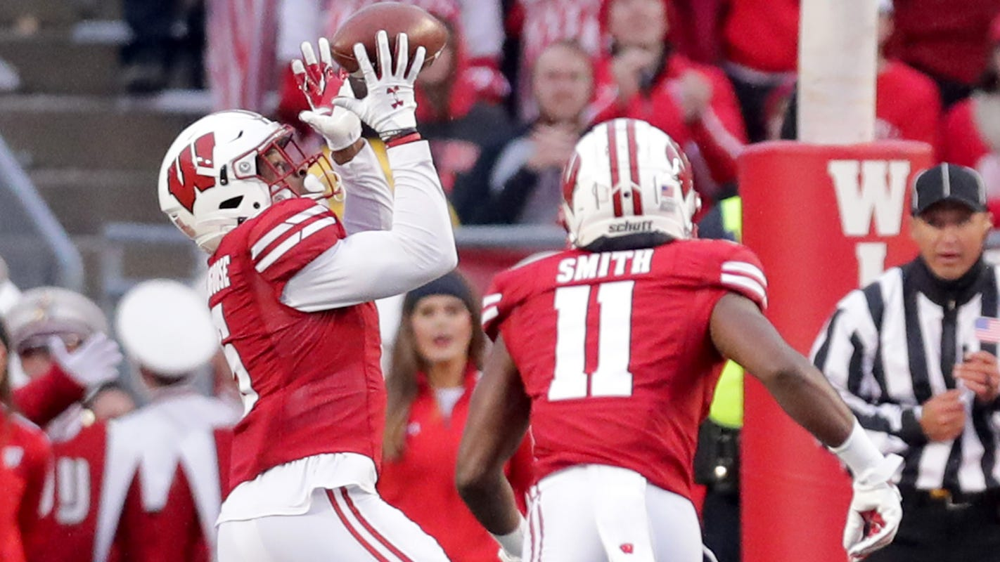 'We volunteered': Two Wisconsin DBs sneaked back into the MSU game to preserve a shutout