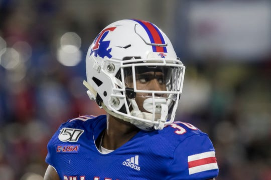 LA Tech dominated UMass 69-21 at Joe Aillet Stadium in Ruston, La. on Oct. 12.
