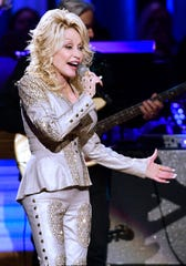 Dolly Parton will co-host the CMA Awards on Wednesday. She hosted the show in 1988.
