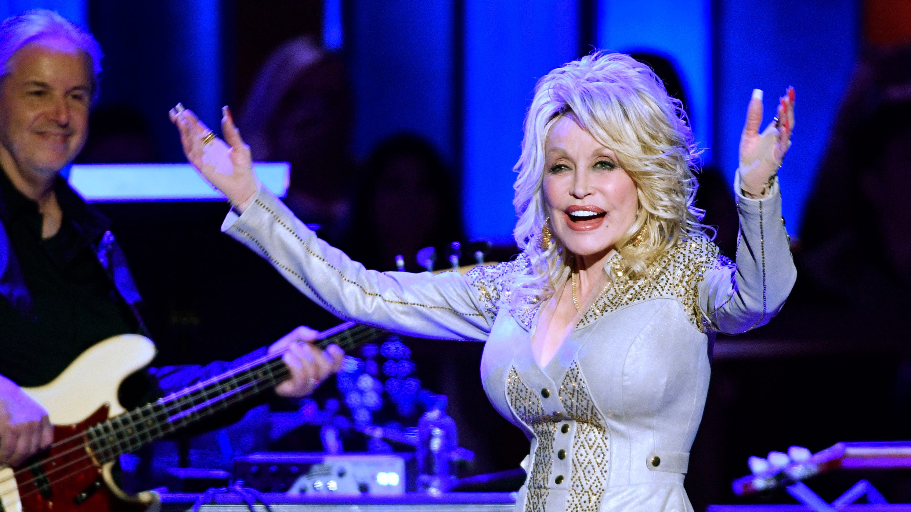 Dolly Parton celebrates 50th anniversary as a member of the Grand Ole Opry