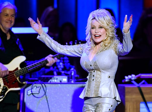 'It's really a wonderful thing': Dolly Parton brings 50th anniversary Opry show to NBC