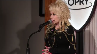 Dolly Parton's 50th Opry Member Anniversary at the Grand Ole Opry
