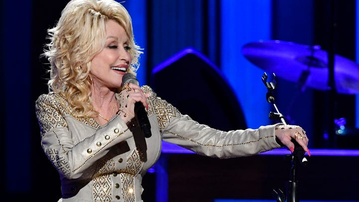 Country Mile episode 4: Dolly Parton says 'I got enough stories to last a lifetime'