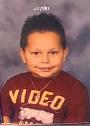 Jaydin Maynes, 7, was reported missing Sunday, Oct. 13, 2019.