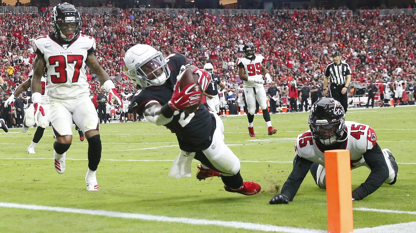 Rewind: Kyler Murray, Cardinals offense come out on top in win over Falcons